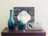 DIY Love tabletop Decor - Valentine's Day