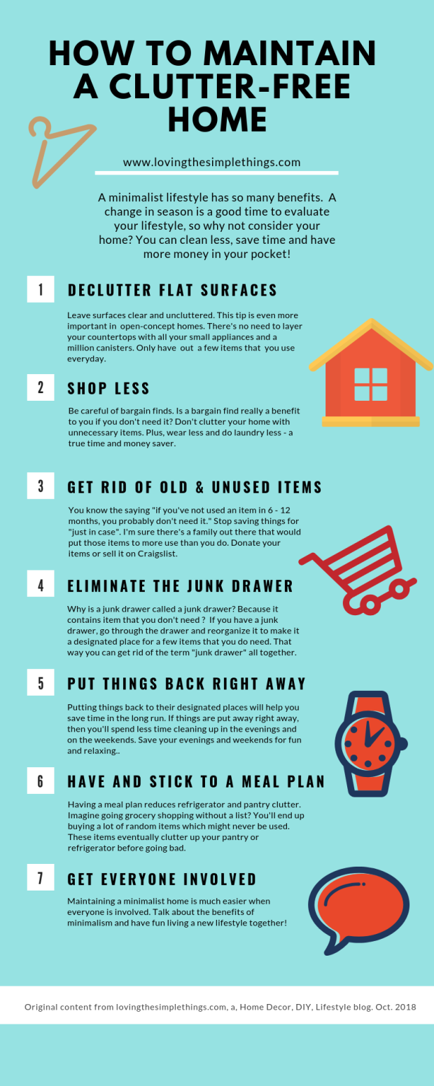 How to Maintain a Minimalist Home (1)