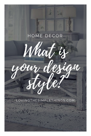 what is your design style